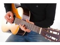 GUITAR LESSONS IN FIFE - ACOUSTIC/ELECTRIC GUITAR