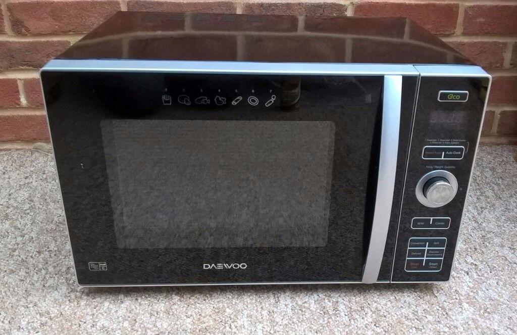 Daewoo KOC-8HAFR Combi Microwave with Air Fryer Function | in ...