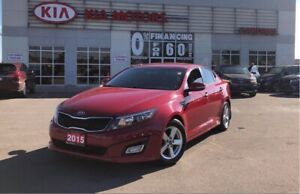 2015 Kia Optima LX  HEATED POWER SEATS, BLUETOOTH   H