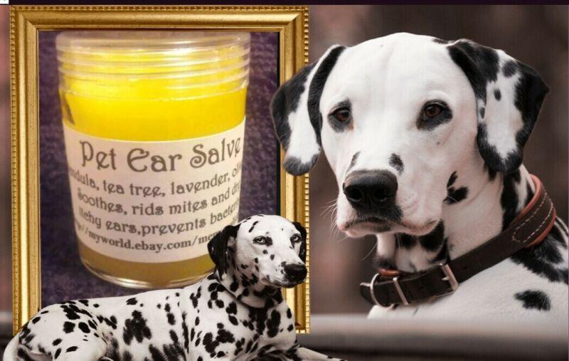 PET/DOGGY EAR  SALVE