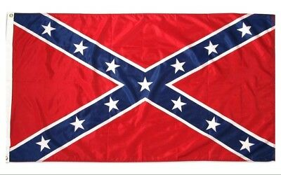 Rebel Flag History With Free 3' X 5' High Quality Polyester Flag