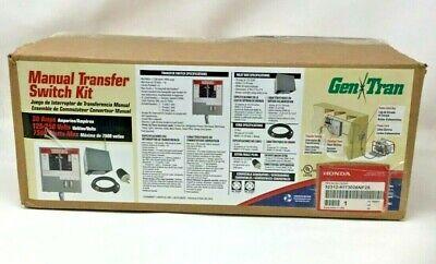 Honda 32312-kit3026nf25 -30-amp20-amp Power Transfer Kit For Portable Generator