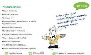 Bookkeeping for your small to medium business in Essex County Windsor Region Ontario image 1
