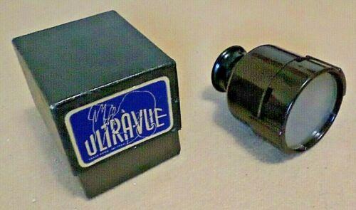 Vintage ULTRA-VUE Chromat-O-Scope Slide & Film Viewer in Original Box