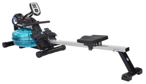 Stamina Elite Wave Water Rower Cardio Exercise Rowing Machine 1450 NEW