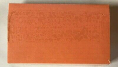 3x5 Index Cards 100pack Salmon Color Ruled  New  Free Shipping