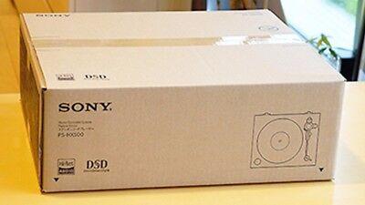 PS-HX500 Sony USB Digital Tocadiscos Con Alta Resolución Grabación De Japón