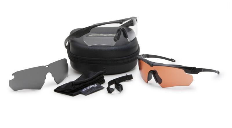 ESS Eyewear Crossbow Suppressor 2X Deluxe Kit