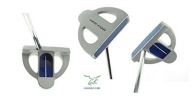 AGXGOLF TALL MENS EZ TWO-BALL STYLE PUTTER TALL LENGTH  wCON