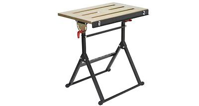 Adjustable Steel Welding Table Mig Tig Bench Grinding Welder Cutter Top Plasma