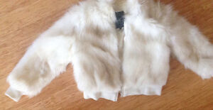 Polo fake fur jacket for sale