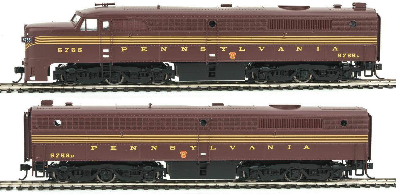 Spur H0 - Diesellokset Alco PA PB Pennsylvania Railroad - 10068 NEU