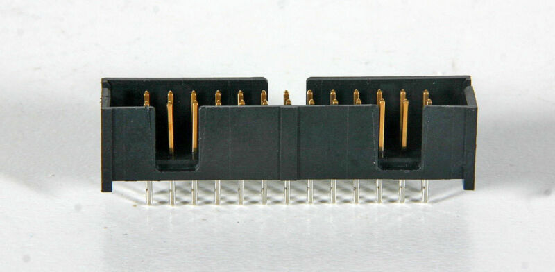 AMP-Latch Low Profile Header - 26 Circuit  - 250 Pieces