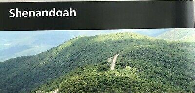 New 2018 SHENANDOAH NP Virginia  NATIONAL PARK SERVICE BROCHURE MAP Unigrid  Shenandoah National Park Map