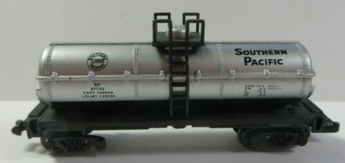 Vintage SOUTHERN PACIFIC High Speed Train No. 419 Tank Car