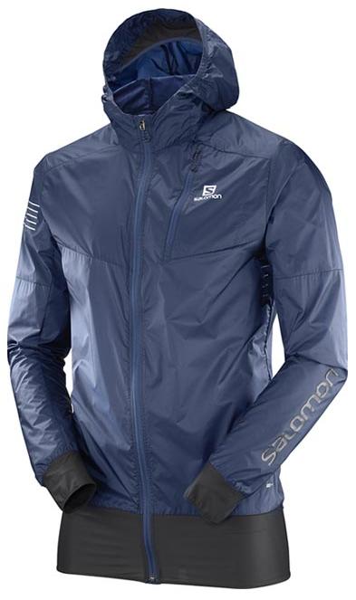 Salomon Fast Wing Hoodie Herren union blue kaufen im Sport