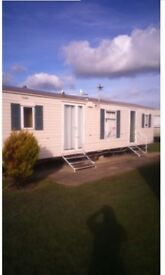 Static caravan for sale- 6/7 berth. Camber sands holiday park