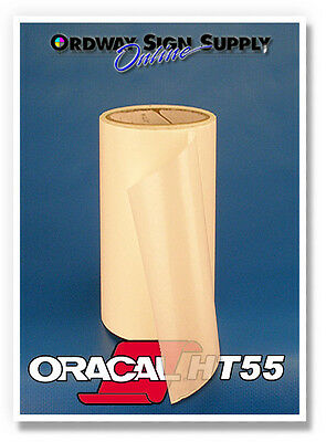 12 X 25 Ft. Oracal Ht55 High Tack Application Transfer Tape For 631 Vinyl