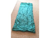 Adult sleeping bag ★ Colour: Royal Green ★ Washed and ready to collect from IP1 2QE any time
