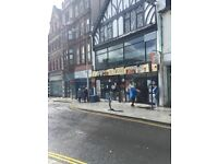 Supermarket for sale town center location in South wales
