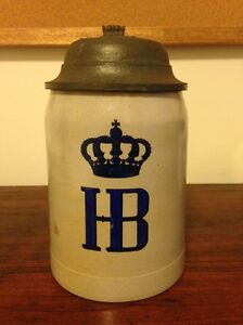 Various Collectable German Beer Steins