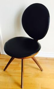 CHAISE MID CENTURY RÉTRO VINTAGE STYLE SCANDINAVE