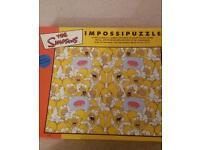 Puzzle - the Simpson's/impossipuzzle