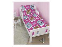 Brand New Paw Patrol Junior Bed Set