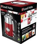 RETOURDEAL - Russell Hobbs Retro Waterkoker Ribbon Red