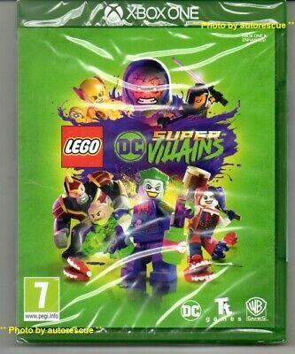 LEGO DC Super-Villains  'New & Sealed' *XBOX ONE (1)*