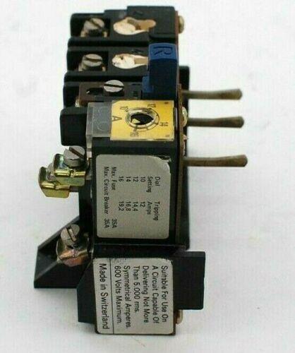 Sprecher & Schuh CT 1U-16 Contactor