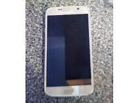 Samsung Galaxy S6 32gb Platinum gold *boxed*
