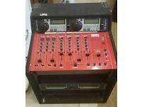 DJ / Karaoke Mixer System