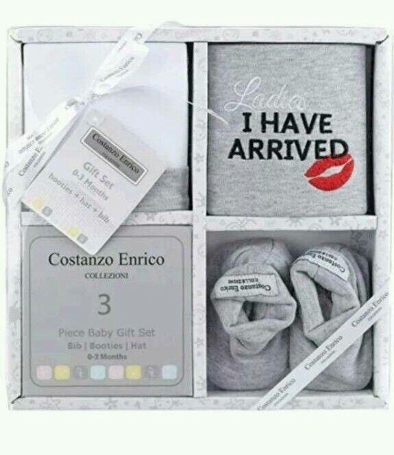 New born baby boy gift set