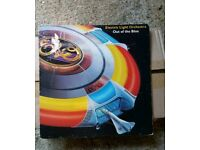 Elo out of the blue vinyl lp