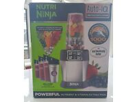 Nutri ninja Auto iq juice extractor New