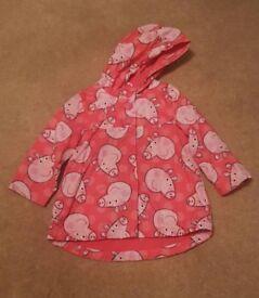 Next fleece lined jacket 2-3yrs