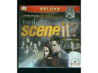 Twilight Scene It DVD Game (NEW)