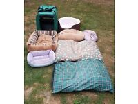 Dog Beds and Dog Crate