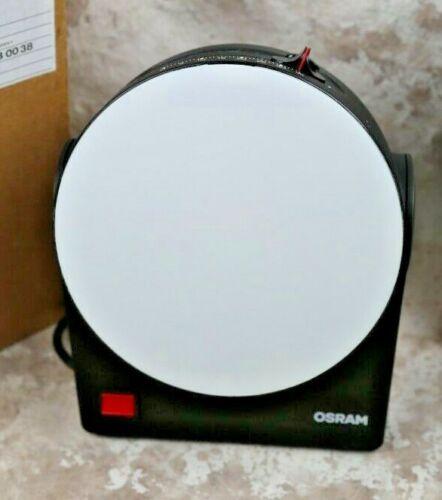 OSRAM DUKA 10 (110 VOLT!!) Sodium Vapor Darkroom SafeLight BOXED, TESTED. MINT!!