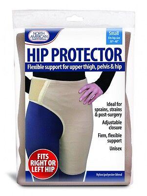 (Flexible Hip Protector Support Upper Thighs Pelvis Hips Men Women Adjustable NEW)