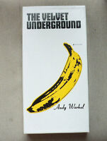 Coffret 5 CD's The Velvet Underground / Peel Slowly and See REED