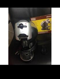 Dolce gusto krups coffe machine