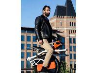 Electric Mono Motorbike