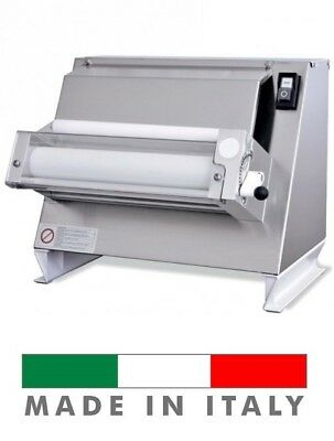 Starpizza One Pass Pizza Dough Single Roller Sheeter 16 Rolling Machine 110v