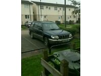 Subaru forester for sale spare or repair