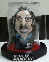 """7"""" Handmade clay bust of Tig from Sons of Anarchy $50.00 or best"""