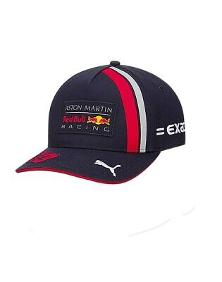 Puma Adult Cap Baseball Aston Martin Red Bull Racing Motorsport Adjustable Hat