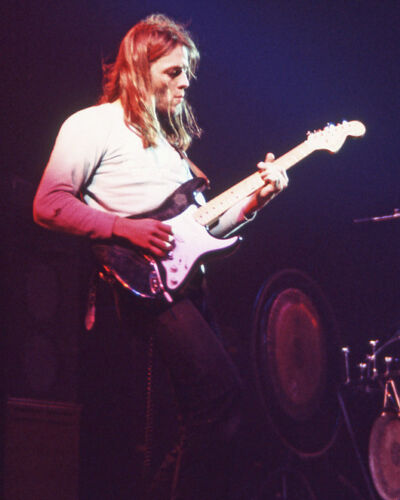 English Rock Guitarist DAVID GILMOUR Glossy 8x10 Photo Print Pink Floyd Poster
