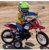 Cours de motocross pour tous les niveaux